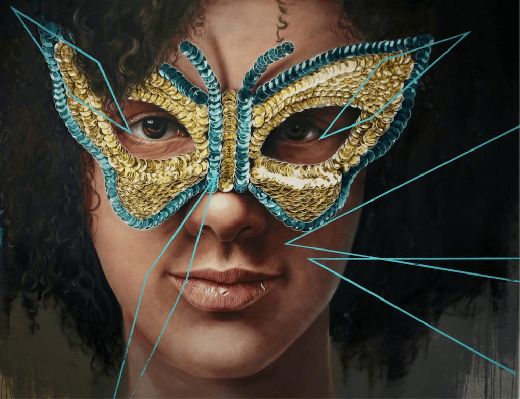 Galerie Benjamin Eck München Oil & Acrylic on canvas