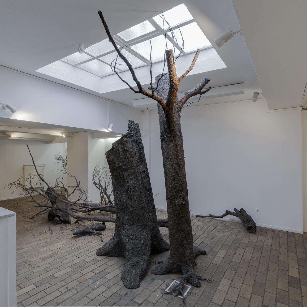 Galerie Benjamin Eck München Eisen