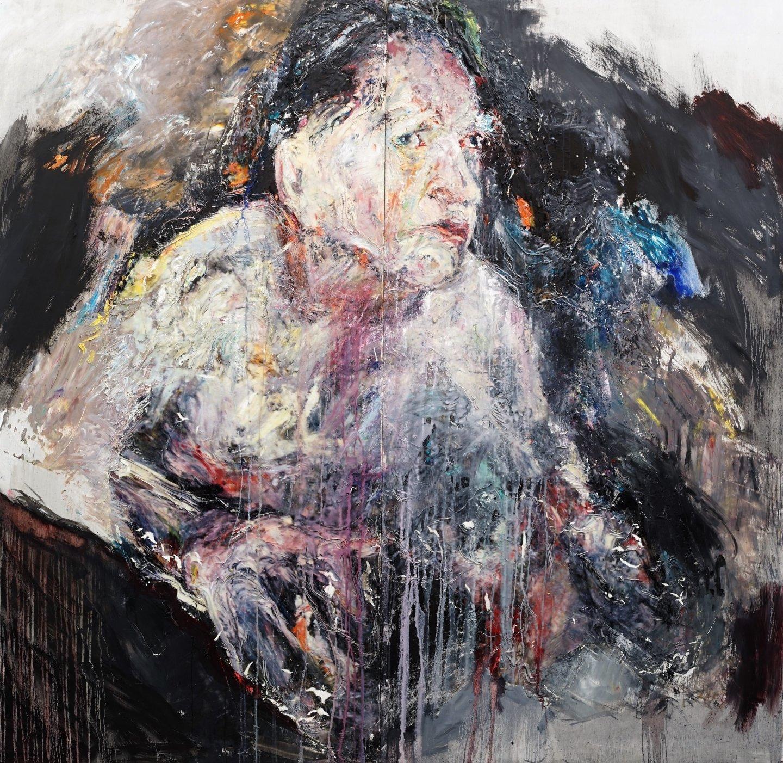 Galerie Benjamin Eck München Öl, Acryl
