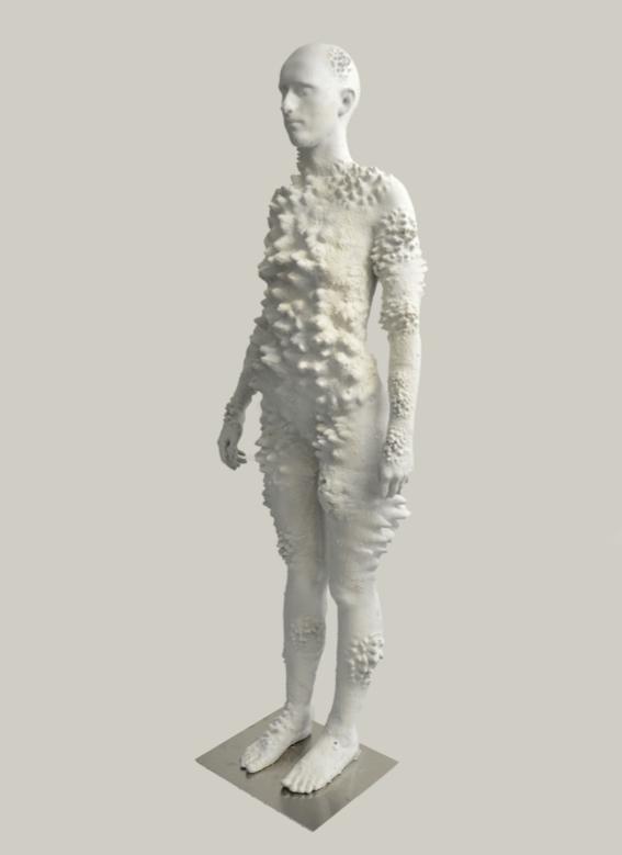 Galerie Benjamin Eck München PLA, Epoxi resin, salt.