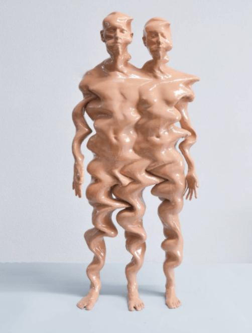 Galerie Benjamin Eck München Epoxi resin