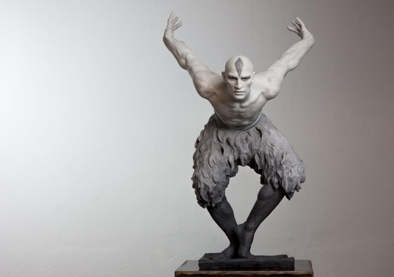 Galerie Benjamin Eck München Patinierte Bronze
