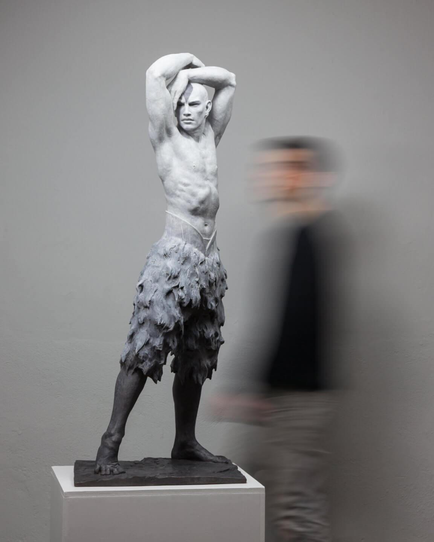 Galerie Benjamin Eck München Patinated bronze
