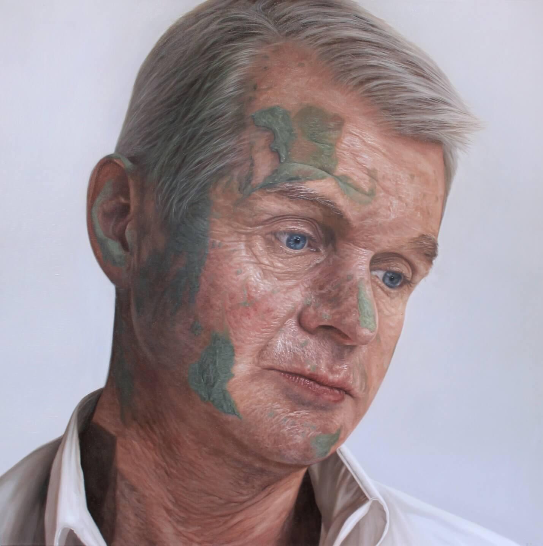 Galerie Benjamin Eck München Oil on canvas