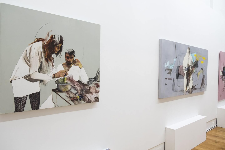 Galerie Benjamin Eck München Jessica Rimondi