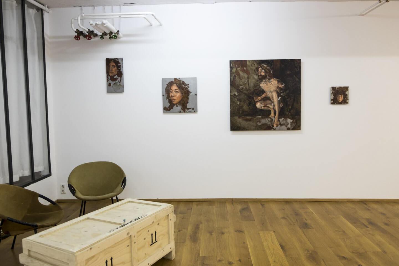 Galerie Benjamin Eck München Sabatino Cersosimo