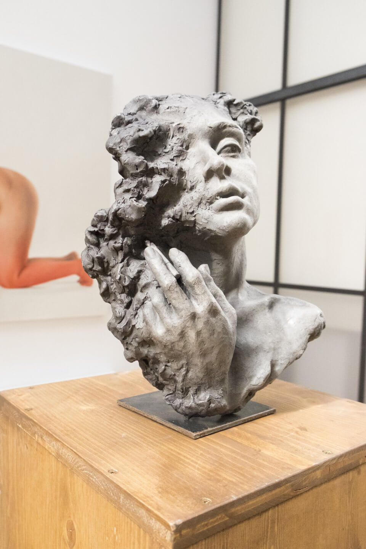 Galerie Benjamin Eck München Resin