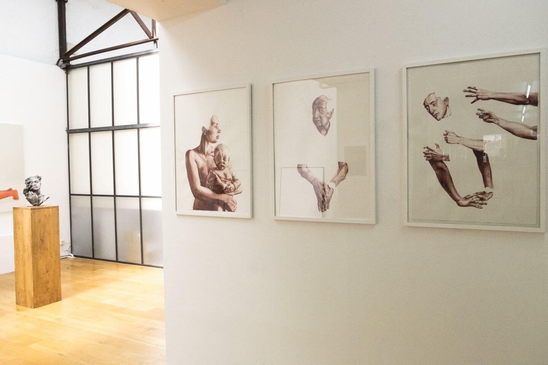 Galerie Benjamin Eck München Markus Magenheim