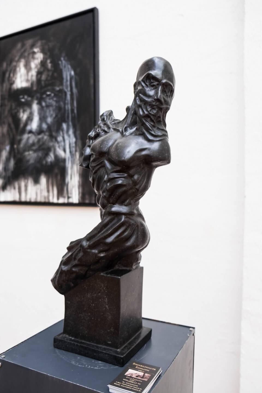 Galerie Benjamin Eck München Irish chalk