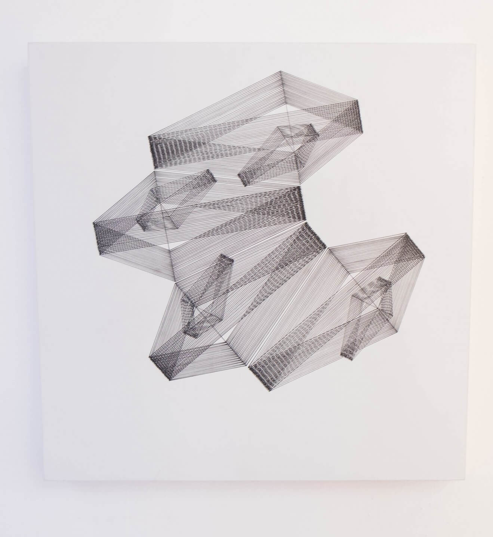 Galerie Benjamin Eck München medium density fibreboard