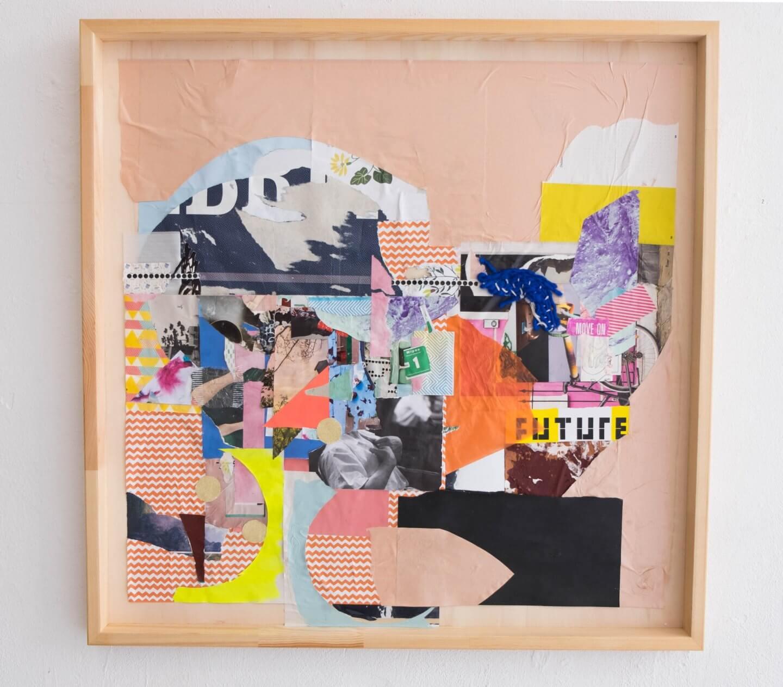 Galerie Benjamin Eck München collage