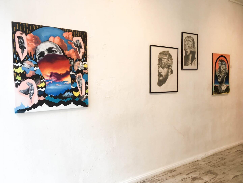 Galerie Benjamin Eck München Jamie Linley