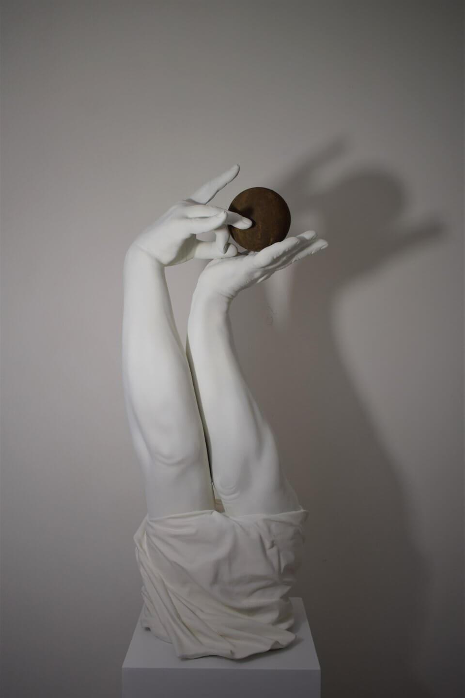 Galerie Benjamin Eck München Resin cast/ cold cast iron