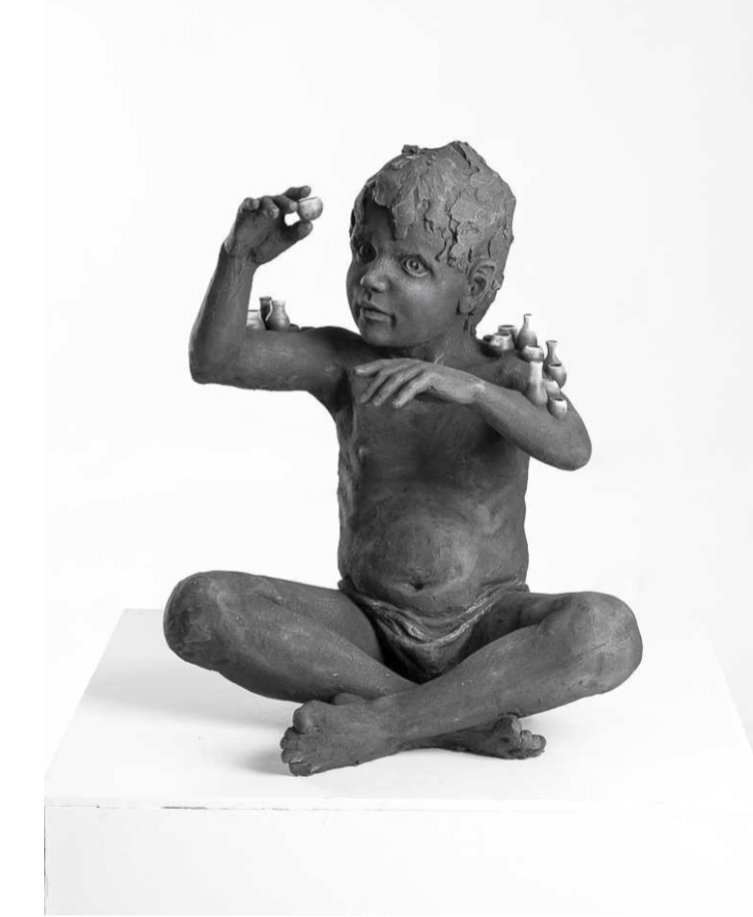 Galerie Benjamin Eck München Harz, Jesmonite, Keramik