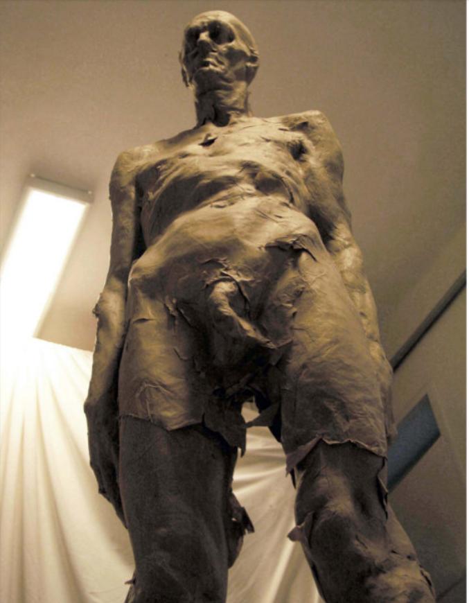 Galerie Benjamin Eck München Bronze, Harz