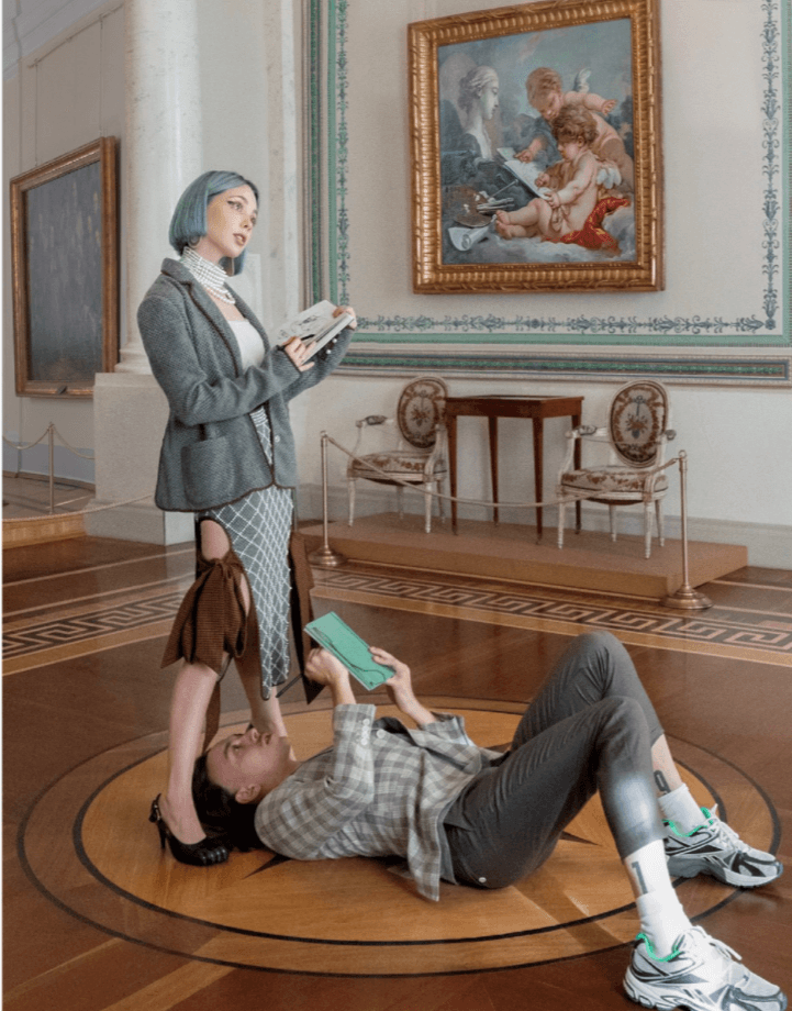 Galerie Benjamin Eck München Print