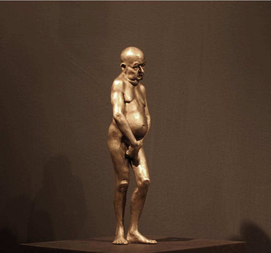 Galerie Benjamin Eck München Silberbronze