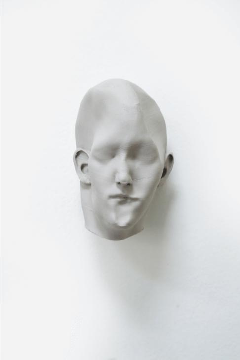 Galerie Benjamin Eck München PLA, Keramikputz, Pigmente, Latex