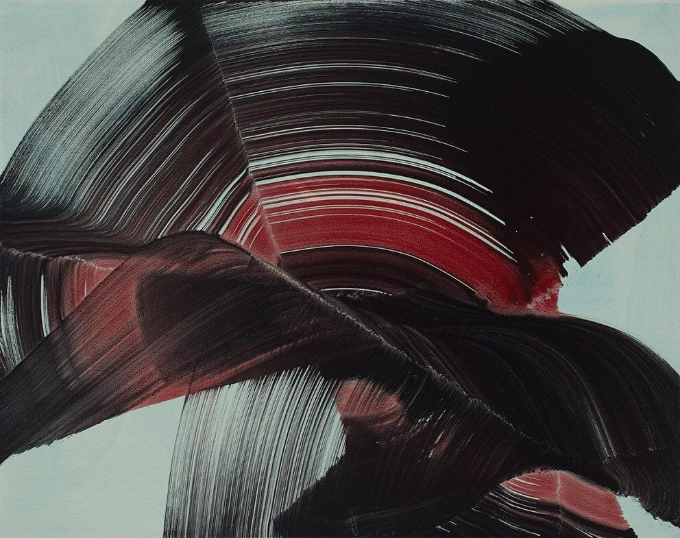 Galerie Benjamin Eck München Acrylic on canvas