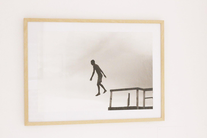 Galerie Benjamin Eck München HUGO CARMO 'O.T.', fine art paper photo rag satin, 69cm x 40cm, 2015