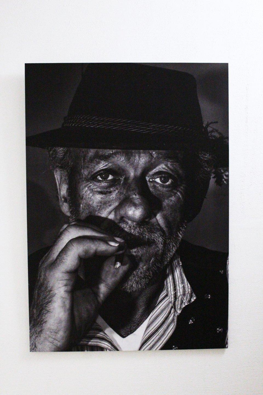 Galerie Benjamin Eck München FELIX SCHMEIDL 'Bavarian? Original! (3)', foil print on Alu-Dibond, 70cm x 100cm, 2016