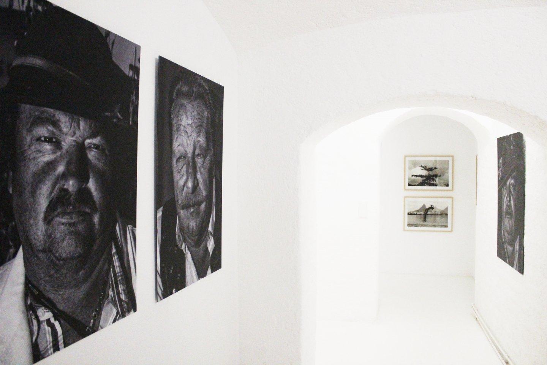 Galerie Benjamin Eck München FELIX SCHMEIDL 'Bavarian? Original! (5)', foil print on Alu-Dibond, 70cm x 100cm, 2016