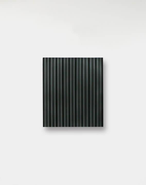 Galerie Benjamin Eck München Pigmente und Harz auf Sperrholz