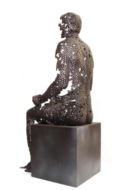 Galerie Benjamin Eck München Steel