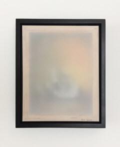 Galerie Benjamin Eck München styrofoam, acrylic, ink, mylar, panel